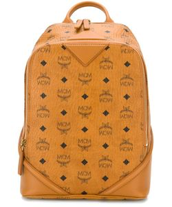 MCM | Printed Backpack