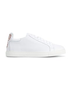 Sophia Webster | Classic Lace-Up Sneakers 37 Calf Leather