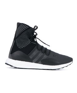Y-3 SPORT | Future Hi-Top Sneakers 10.5 Leather/Wool/Rubber
