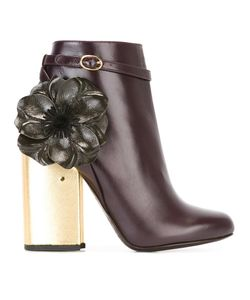 Laurence Dacade | Mirabelle Ankle Boots 38 Calf Leather/Leather