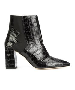 JEROME ROUSSEAU | Shaw Ankle Boots 38 Leather