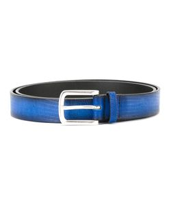 Orciani | Classic Belt 90 Leather
