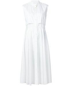 TOME | Sleeveless Shirt Dress 8 Cotton