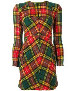 JUNYA WATANABE COMME DES GARCONS | Junya Watanabe Comme Des Garçons Vintage Boiled Check Dress