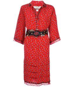 Christian Dior Vintage | Tie Dress 38