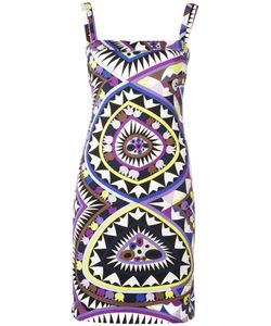 Emilio Pucci | Vintage Geometric Patterened Dress 38