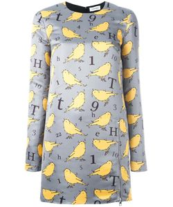 Au Jour Le Jour | Bird Print Dress 42