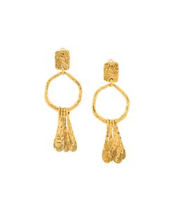 CHRISTIAN LACROIX VINTAGE | Miro Dangling Earrings