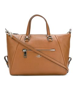 COACH | External Zipped Pocket Tote
