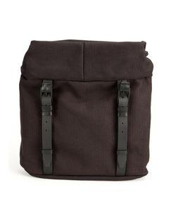 Cote & Ciel | Côte Ciel Buckled Shoulder Bag Cotton/Polyester