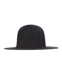 Inverni | Round Crown Hat 57 Rabbit Fur Felt