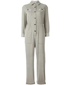 VANESSA SEWARD | Utility Jumpsuit 38 Cotton/Spandex/Elastane