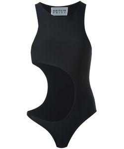 Caitlin Price | Lycra Bodysuit Small Spandex/Elastane