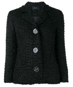 Simone Rocha | Tweed Jacket 6 Acrylic/Nylon/Polyester/Wool