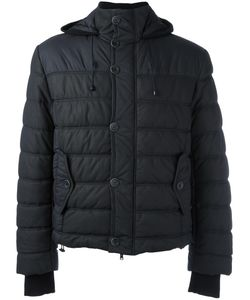 Herno | Padded Jacket 48 Leather/Polyester