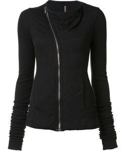 Rick Owens Lilies | Mollino Fitted Jacket 40 Cotton/Polyamide/Polyester/Angora