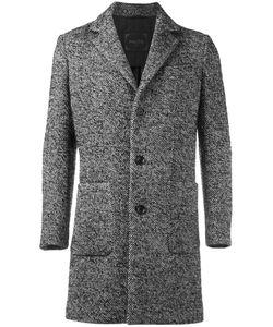 PALTÒ | Paltò Single Breasted Coat 50 Cotton/Acrylic/Nylon/Virgin Wool