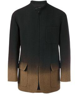 ISSEY MIYAKE VINTAGE | Gradient Tweed Coat S/M