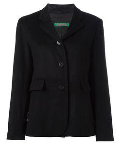 CASEY CASEY | Buttoned Jacket Large Cotton/Cashmere