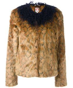 SHRIMPS | Faux Fur Jacket 8 Acrylic/Modacrylic/Polyester/Viscose