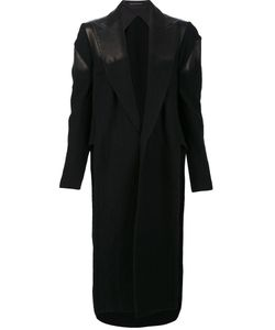 Yohji Yamamoto | Oversized Shoulder Pads Coat 2 Deer