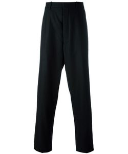 Thom Browne | Satin Stripe Trousers 2 Silk/Polyester/Cupro/Wool