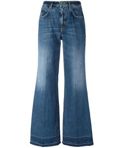 +people | Wide-Legged Jeans 25 Cotton