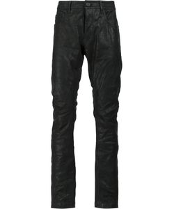 Rick Owens | Detroit Trousers 48 Cotton/Calf Leather