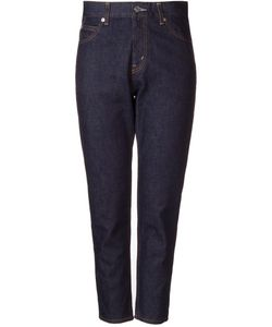 Serge De Blue | Tapered Jeans 38 Cotton