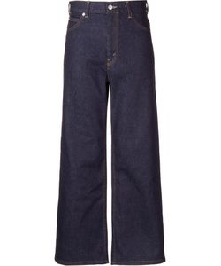 Serge De Blue | Wide Leg Jeans 38 Cotton