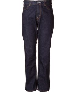 Serge De Blue | Straight Leg Jeans 38 Cotton