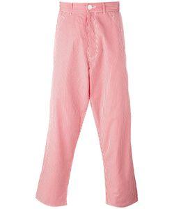 Comme Des Garcons | Comme Des Garçons Vintage Gingham Check Trousers Small