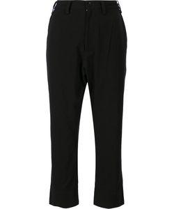 Yohji Yamamoto | Roll Up Trousers 2 Polyamide