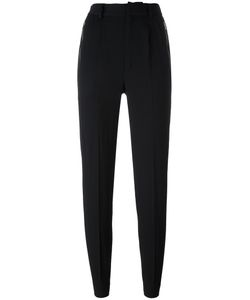 Iro | Olek Trousers 40 Spandex/Elastane/Viscose/Virgin Wool