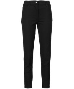 Jeremy Scott | Slim-Fit Cropped Trousers 44 Cotton/Other Fibers