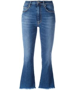 +people | Ingrid Cropped Jeans 27 Cotton/Polyester/Spandex/Elastane
