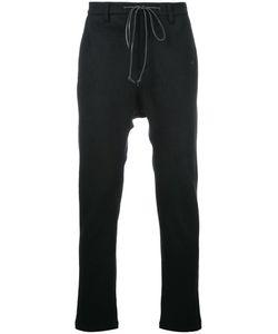 KAZUYUKI KUMAGAI | Track Pants 2 Cashmere/Wool
