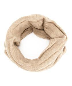 KAZUYUKI KUMAGAI | Ribbed Knit Collar Wool