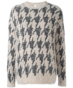 Brunello Cucinelli | Boucle Knit Jumper Small Polyamide/Cashmere