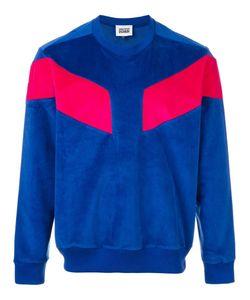 Christopher Shannon | Velvet Sweatshirt Large Polyester