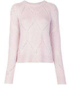 TANYA TAYLOR   Ella Jumper Small Silk/Wool