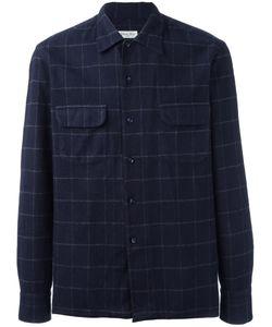 SALVATORE PICCOLO | Checked Shirt 41 Cotton