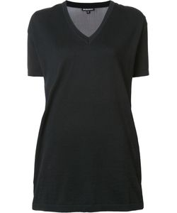 Ann Demeulemeester | Sahelle Knitted Top Medium Silk/Cotton/Cashmere