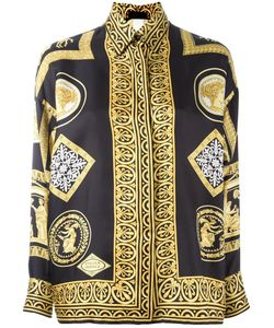 ISTANTE BY GIANNI VERSACE VINTAGE | Long Sleeved Shirt 38