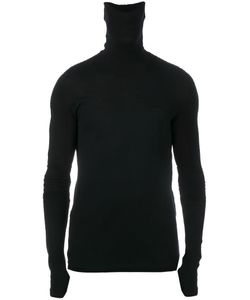 Y-3 SPORT | Roll Neck Jumper Large Polyester/Wool/Other Fibers