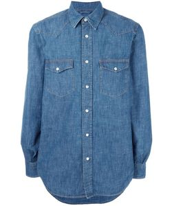 Aspesi | Denim Shirt 39 Cotton