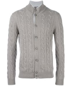 Barba | Buttoned Cardigan 52 Cashmere