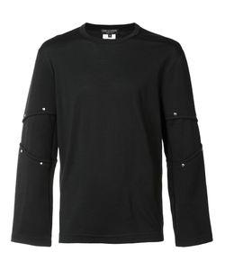 COMME DES GARCONS HOMME PLUS | Comme Des Garçons Homme Plus Ribbed Detailing T-Shirt Large