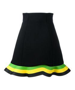 J.W. Anderson | J.W.Anderson Orbit Hem Skirt 8 Silk/Spandex/Elastane/Acetate/Wool
