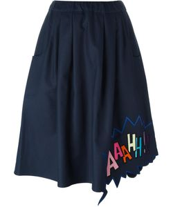 Mira Mikati | Smile Skirt 38 Cotton